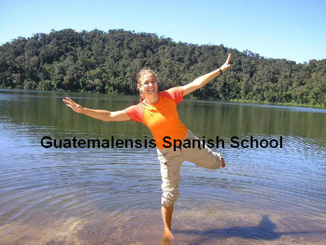 Short hikings for all ages at Guatemalensis Spanish School