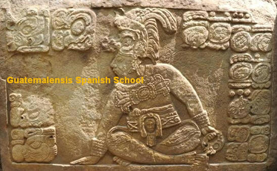 In Guatemala you will find many archaeological sites with a deep History.