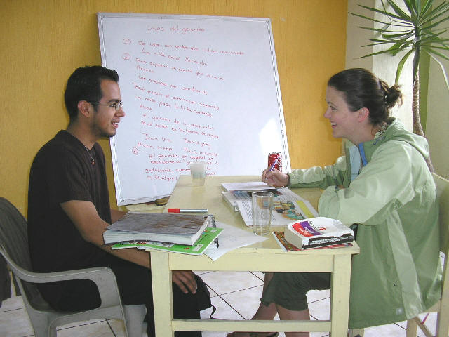 Guatemalensis Spanish School gives you a high quality program in spanish language teaching